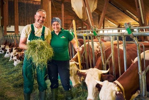Black Forest Milk - our farmers